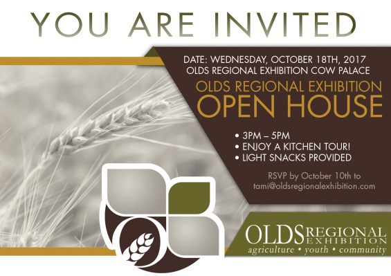 You're invited to the Grand Opening of our Community Kitchen on Wednesday, October 18th at the Cow Palace.