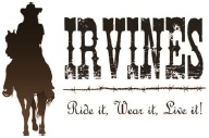 Click here to visit the Irvines Saddles & Western Wear website.