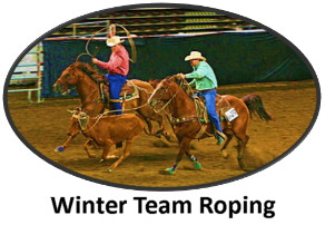 Winter Team Roping returns to Olds Regional Exhibition!